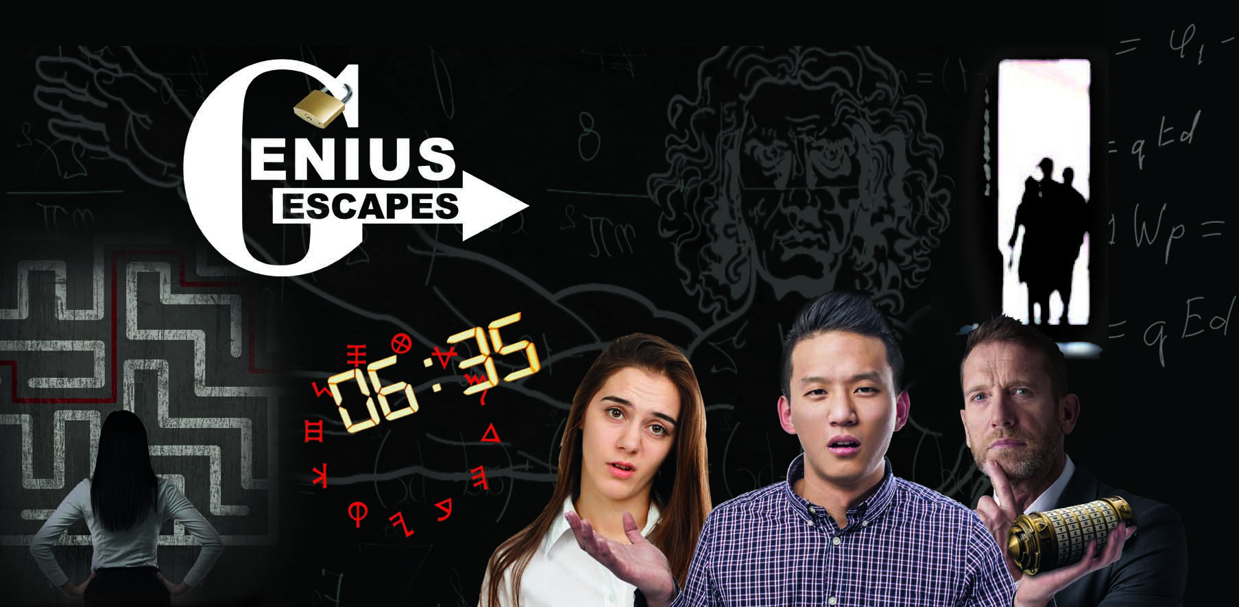 Genius Escapes
